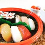 【摂食障害とお米】お寿司ランチの汚い食べ方